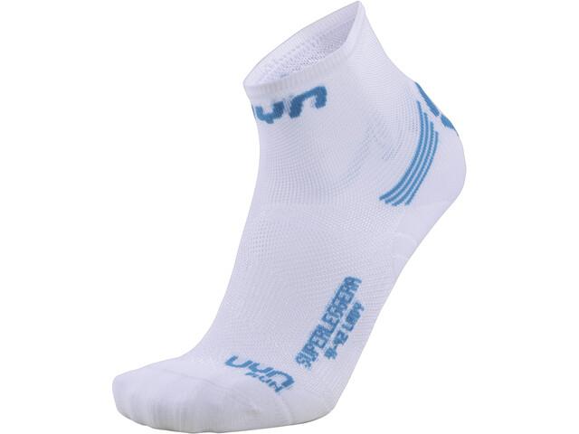 UYN Run Superleggera Socks Women white/turquoise